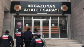 Jandarma ekipleri cezaevi firarisini varil içerisinde yakaladı