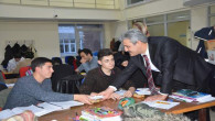Başkan Köse'den öğrencilere sürpriz ziyaret