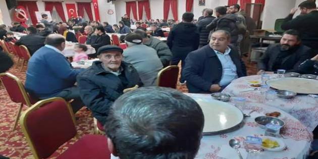 Gündoğdu Derneği Arabaşı Gecesi Yozgatlıları buluşturdu