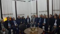 Köse, SMMMO Başkan ve üyeleri ile bir araya geldi