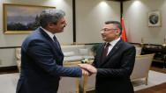 Başkan Köse, Oktay'a Yozgat'la ilgili projeleri sundu