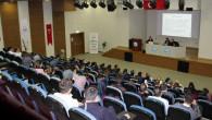 """Yozgat Şehir Hastanesi personeline """"Coranavirüs"""" eğitimi"""