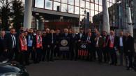 DUYKON Almanya'da Teşkilatlanma toplantısı yaptı