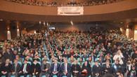 İnanç'ın verdiği konferans yoğun ilgi gördü