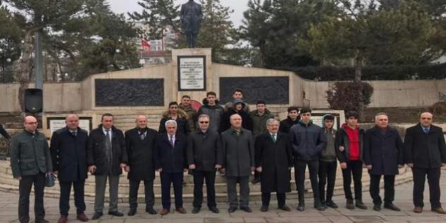 Yozgat'ta 31. Vergi Haftası kutlama etkinlikleri başladı