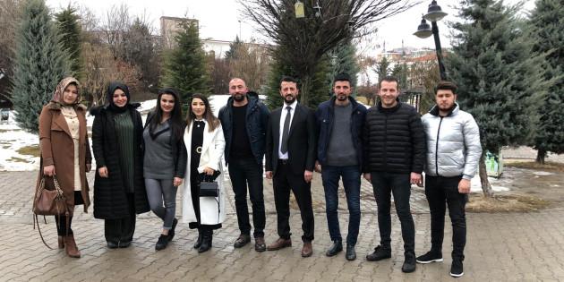 YOSİAD İl Temsilcisi Solmaz, yönetim oluşturma çalışmalarını sürdürüyor