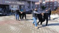 Uyuşturucu operasyonunda Irak uyruklu 6 kişi tutuklandı