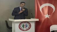 Yılmaz: Yozgat'ımız ve gençlerimiz için çalışıyoruz