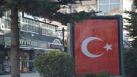 Belediye'den Bahar Kalkanı Harekatı'na bayraklı destek