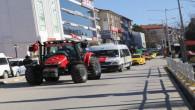 Şoförler Cemiyetinden Mehmetçiklere konvoylu destek