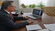 Başkan Dursun, Bakan Yardımcısı Aksu ile görüştü