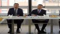 Başkan Dursun: Cumhurbaşkanı Yardımcısı Oktay ile görüştü