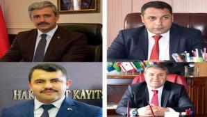 """Belediye Başkanlarından """"Biz Bize Yeteriz Türkiyem""""e maaş desteği"""