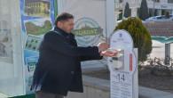 """Yozgat Belediyesi şehre """"Virüs Savar ElDezenfekte Üniteleri"""" kurdu"""