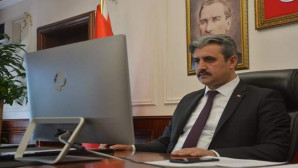Başkan Köse, Telekonferans yolu ile Cumhurbaşkanı Erdoğan'la görüştü