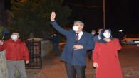 Başkan Köse, İstiklal Marşını belediye çalışanları ile okudu