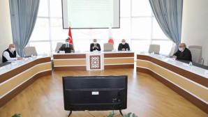 Rektör Karadağ: Kenevir esaslı projeleri önemsiyoruz