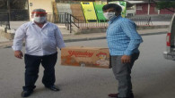 Başkentteki Yozgatlı DerneklerFederasyonundan gıda paketi