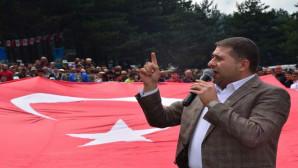 Sedef: 15 Temmuz gecesi milyonlarca Türk vatandaşı hainlere karşı tek yumruk olmuştur