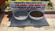 Yerköy Belediyesinden örnek davranış