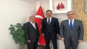İl Başkanı Dursun ve Altan: Cumhur İttifakı ülkemizin hayrı için kurulan bir ittifaktır