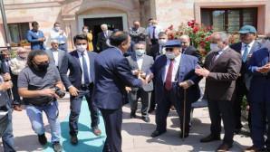 Vali Çakır, Yozgat'a veda etti