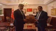Başkan Köse ve Başkan Ekinci, bilgi paylaşımında bulundu