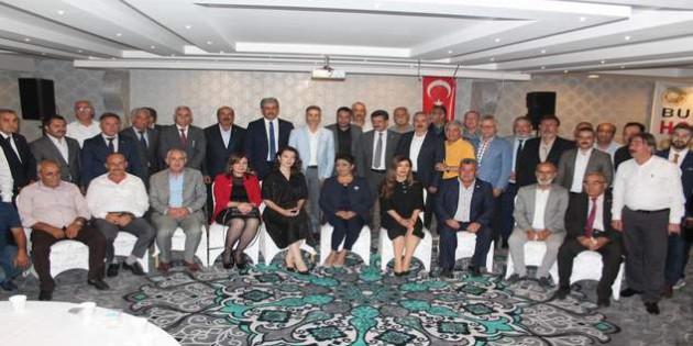 DUYKON üyeleri ile Yozgat'ta buluştu