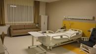 """Yozgat Şehir Hastanesinde """"yanık odası"""" hizmet vermeye başladı"""