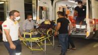Yozgat'ta otomobil şarampole yuvarlandı: 5 yaralı
