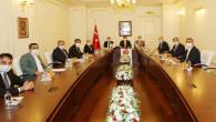 ORAN Kalkınma Ajansı Toplantısı Yozgat'ta yapıldı
