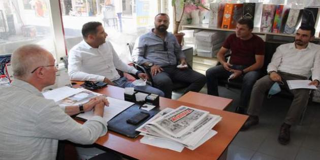 Adem Kızılay, MHP Yozgat Merkez İlçe Başkanlığına adaylığını açıkladı