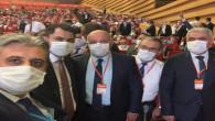 Başkan Köse, Bakan Kurum'la projeleri görüştü