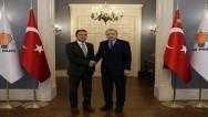 AK Parti İl Başkanı Dursun, kongre tarihlerini duyurdu