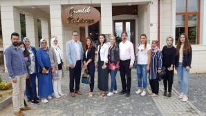 DUYKON Kadın Kollarından Yozgat tanıtım gezisi