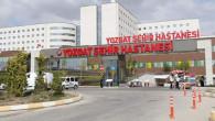 Yozgat Şehir Hastanesinde fizik tedavi seansları geçici olarak durduruldu