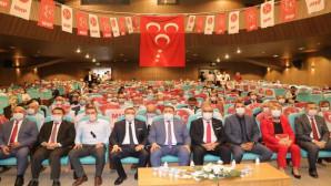 MHP Yozgat Merkez İlçe'de Kızılay dönemi