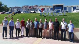 SMMMO Başkanları Yozgat'ta buluştu