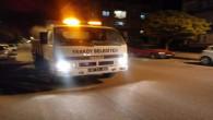 Yerköy'de sinek ve haşerelere karşı ilaçlama çalışmaları devam ediyor