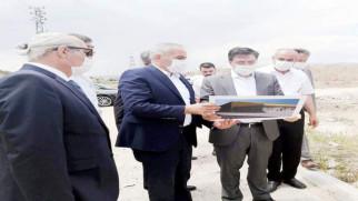 Başer: Yatırımların tamamlanması Yozgat'ın gelişmesine büyük katkı sağlayacak