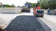 Sorgun Belediyesi yol yapım çalışmalarına devam ediyor