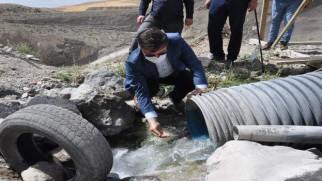 Milletvekili Başer: Gölet inşaatların tamamlanması tarımda üretimi daha da artıracaktır