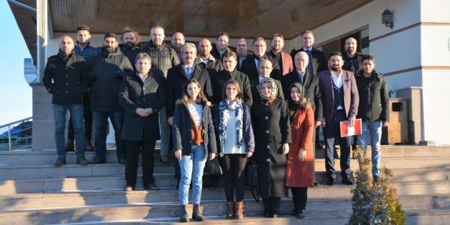 Başkan Köse, gazetecilerin gününü kutladı