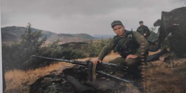 24 yıl sonra Gazi olarak kabul edildi