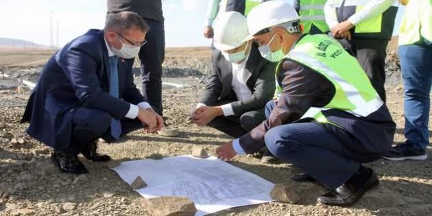 Yozgat Hayvan Hastanesi ve Borsası 2021 yılında hizmete girecek