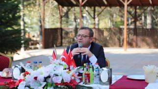 Yozgat Valisi Ziya Polat'ın acı günü