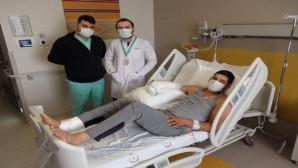 Yozgat Şehir Hastanesinde yine bir ilk gerçekleştirildi