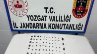 Jandarma'dan tarihi eser kaçakçılığına geçit yok