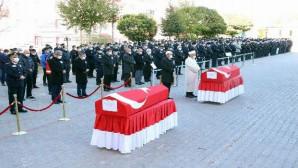 Yozgat'ta iki polis memuru trafik kazasında hayatını kaybetti