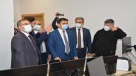 Yozgat İl Protokolü Adalet Eğitim Merkezini inceledi